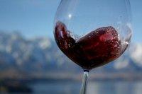 ワイングラスにハートをこめてワイナリーツアーを行います。